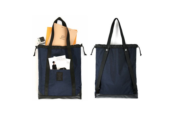 HAK-FORTY(40) BAG_NAVY