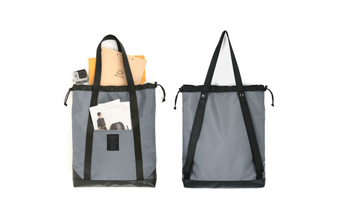 HAK-FORTY(40) BAG_Gray