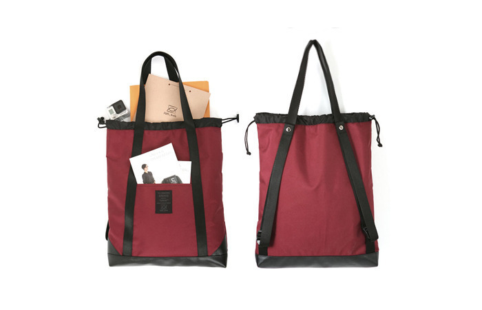 HAK-FORTY(40) BAG_Burgundy