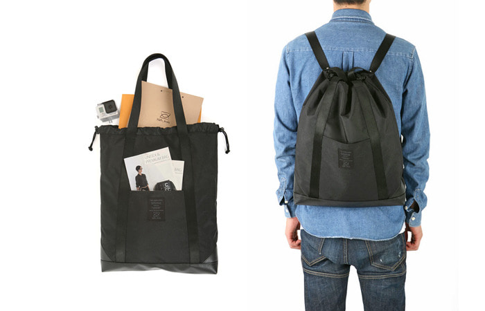 HAK-FORTY(40) BAG_BLACK