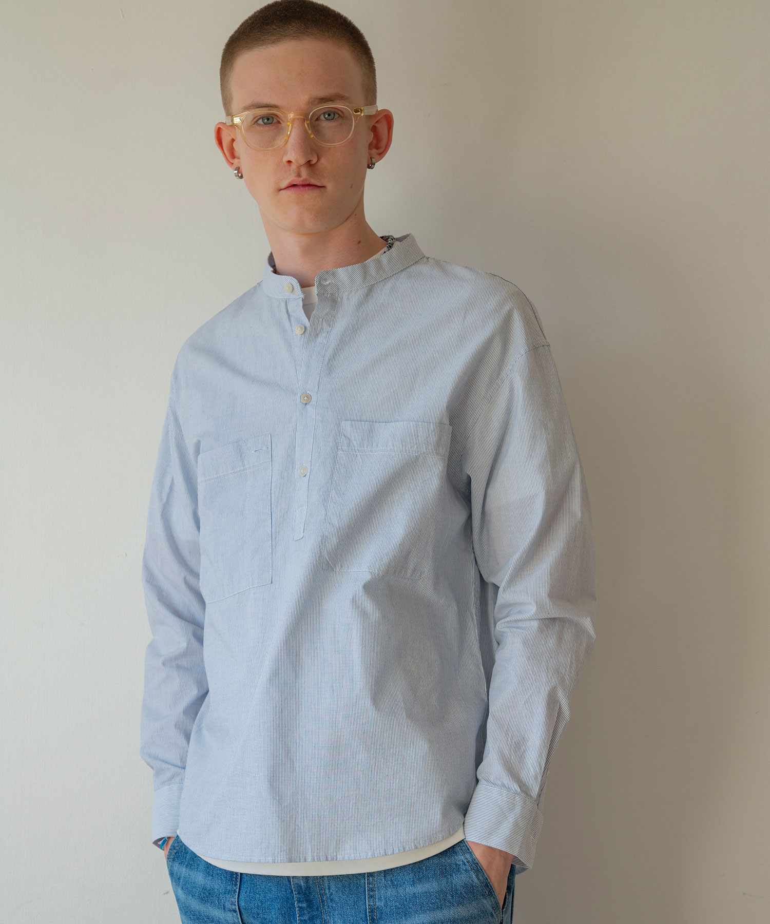 SH-554 Pullover st Shirts_BL