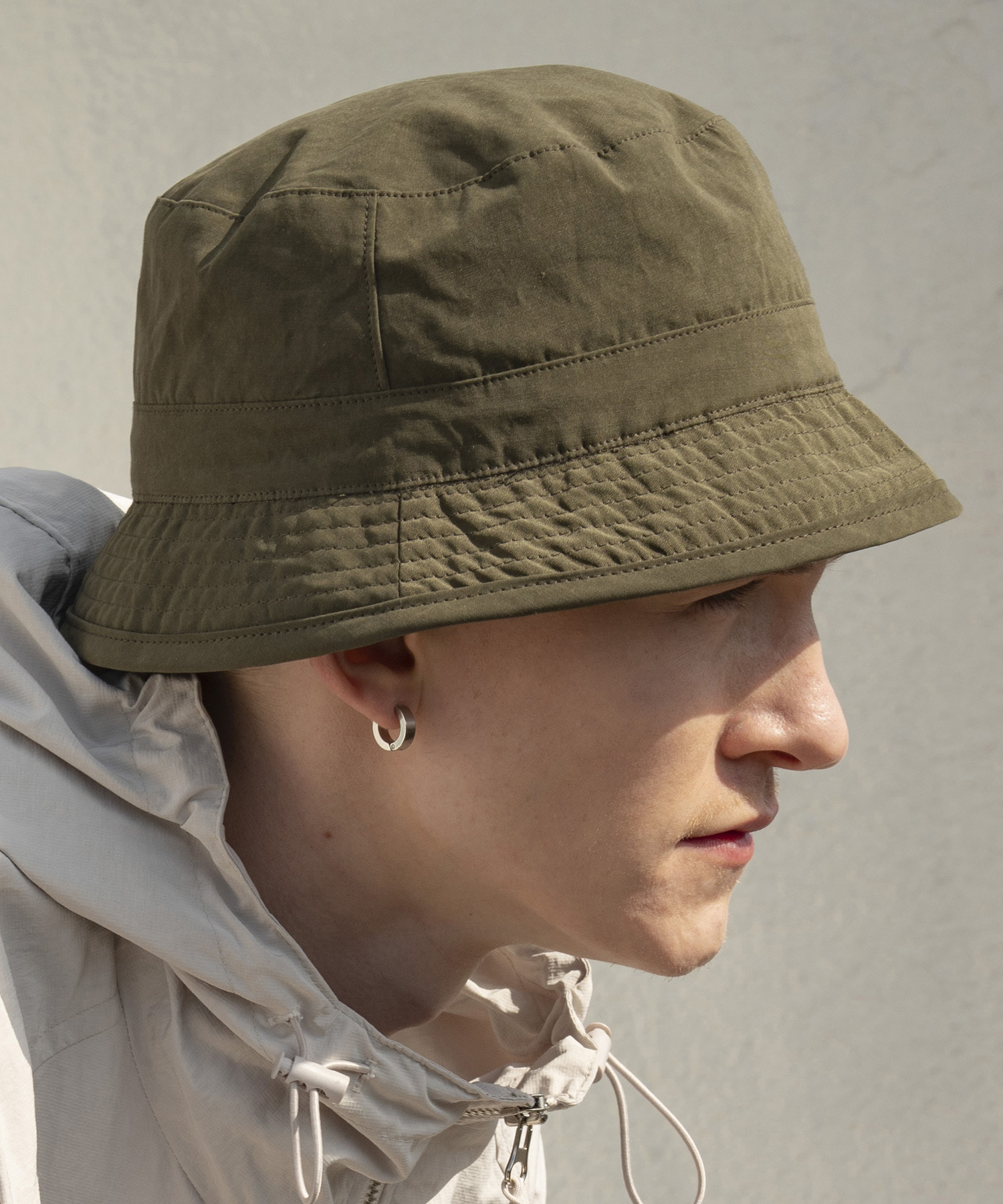 CAP-02 Wax Bucket Hat_KH